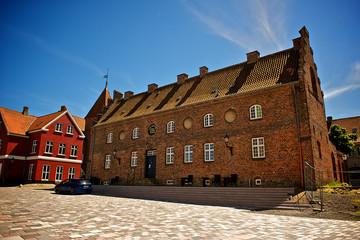 historical building in denmark
