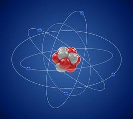 Planetary model of atom