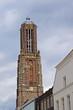 Altstadt von WEERT mit Martinuskerk / Niederlande
