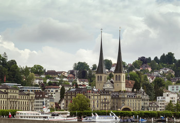 Church of St. Leodegar, Lucerne
