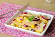Potato and mackerel salad
