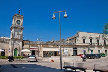 Martano, Piazza Assunta - Puglia - Italy