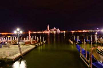 Venezia, notturna