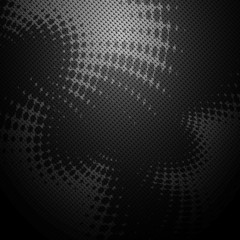 metal background texture with halftone effect