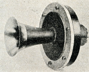 Carbon microphone ca. 1930