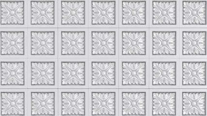 Pattern Fretwork background