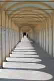 Arches at Loggiato dei Capuccini in Comacchio