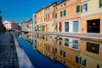 Reflections in Comacchio