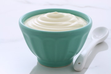 vintage plain yogurt