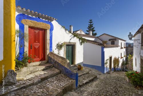 Village de Obidos Portugal
