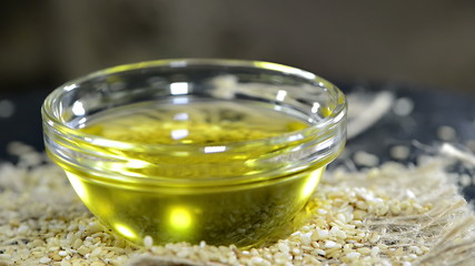 Sesame Oil (loopable)