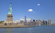 Statue of Liberty and New York skyline - 66552787
