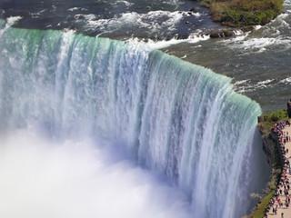 Horseshoe Falls Detail, Niagara, Canada