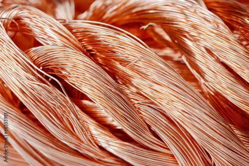 Copper wire - 66553981