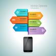 Mobile Option Infographic