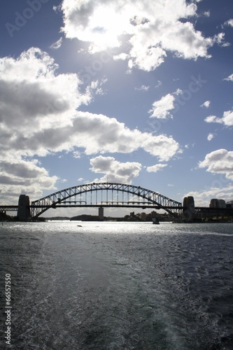 canvas print picture Harbour Bridge