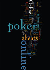 online-poker-cheats