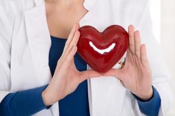 Innere Medizin: Konzept für Herzinfarkt oder Schlaganfall