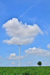 Wind Turbine Power Energy