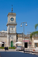 Martano, Torre dell'orologio - Puglia - Italy