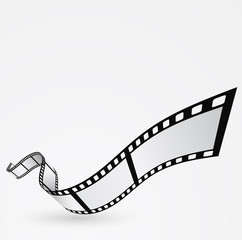 film roll moving design