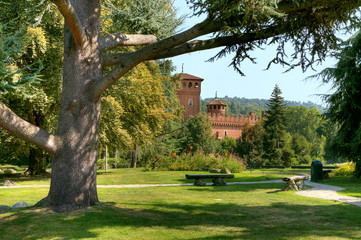 Valentino Park and Medieval Castle.