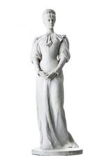 Marmor Figur der Kaiserin Elisabeth von Österreich