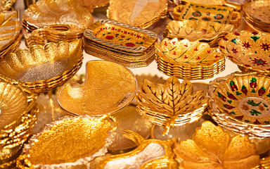 Golden market in Dubai