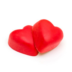 Heart Chocolates Isolated