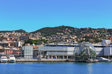Genua Panorama