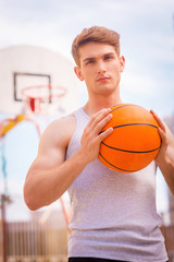 Basketball player.