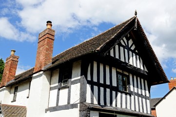 Timbered house, Leominster © Arena Photo UK
