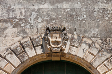 Martano, coat of arms - Salento - Italy