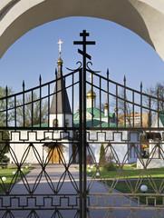 Церковь Воскресения Христова в Подольске. Россия. Podolsk