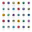 SEO Premium Icon set