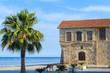 Medieval castle in Larnaca,Cyprus - 66580106