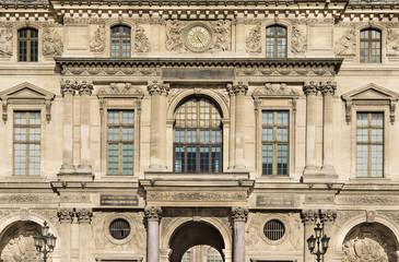 Architectural detail-exterior facade