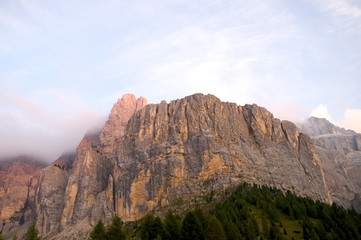 Sellagruppe - Dolomiten - Alpen