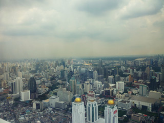 Bangkok before the rain