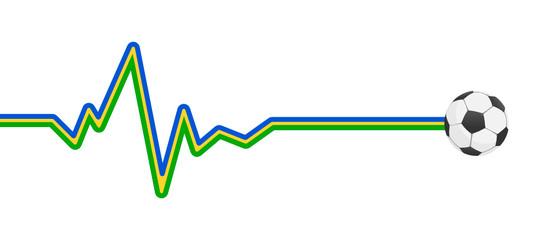 Barometer Fußball Brasilien