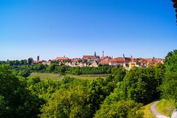 [Deutschland] Rothenburg ob der Tauber - Historische Altstadt