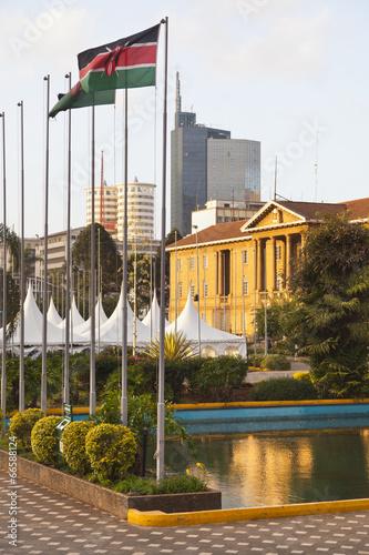 Nairobi Business Center, Kenya - 66588124
