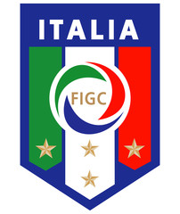 Italy  football club logo