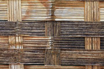 Bamboo Pattern Walls Handmade