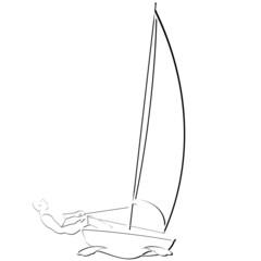 Sail sport