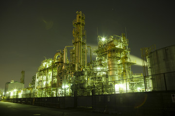 Turbine, Factory