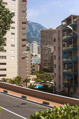Principality of Monaco, France, 2011 30.06. Typical view
