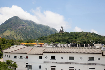 Tian Tan Buddha at Ngong Ping Village