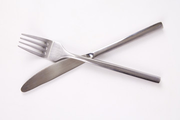 Forks isolated