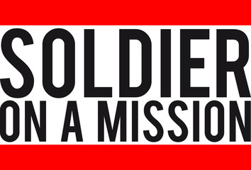 Soldier on a Mission logo